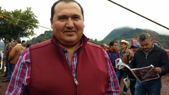 Martín gómez Francisco z Mena PRI Puebla