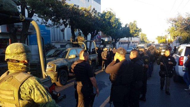 Ejército toma control de Policía de Tlaquepaque