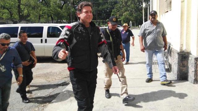 México concede extradición de ex gobernador Eugenio Hernández a EU