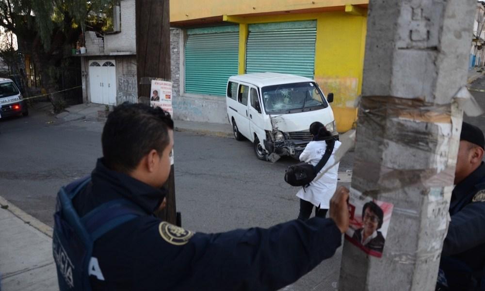 Subieron 42% homicidios dolosos en CDMX en febrero de 2018