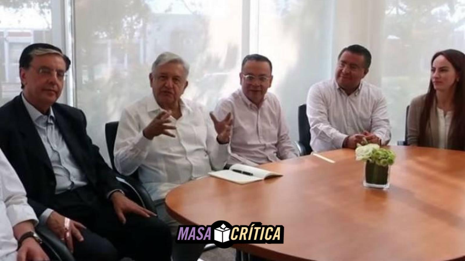 ¿Un 'Consejo Asesor Electoral' de Morena armado por expriístas y expanistas?
