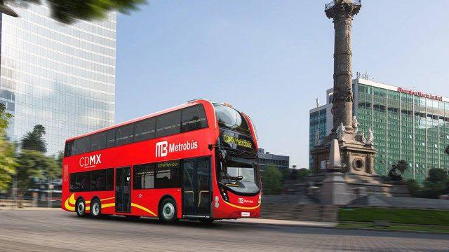 Por dañar patrimonio, INAH ordena retirar publicidad de Línea 7 del Metrobús