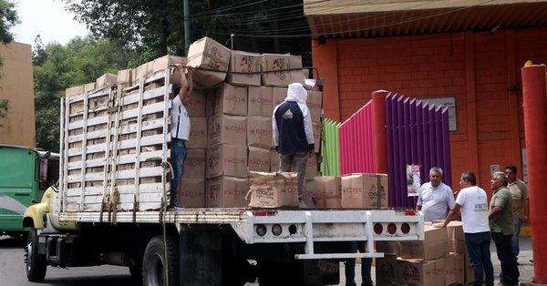 Coyoacán repartirá útiles escolares dañados por lluvias