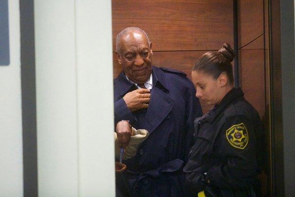 Bill Cosby declarado culpable de violación