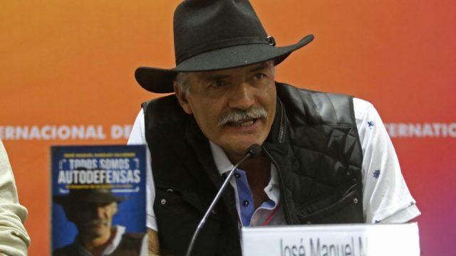 Mireles va para diputado plurinominal en Michoacán por Morena