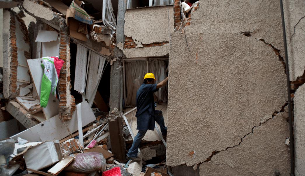 Aún hay situación de riesgo en CDMX tras 19S: Protección Civil
