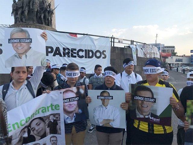 Jorge, Rubén y Francisco: tres jóvenes más desaparecieron en Jalisco