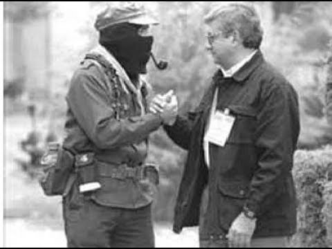 AMLO y Galeano en los 90