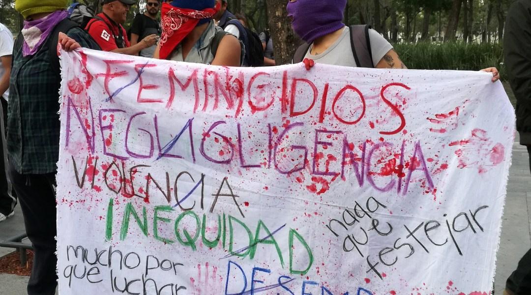 Ocho factores por los que feminicidios quedan impunes en México