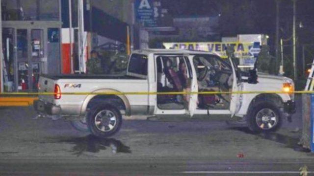 Semar reconoce que mató a tres civiles en Nuevo Laredo durante fuego cruzado