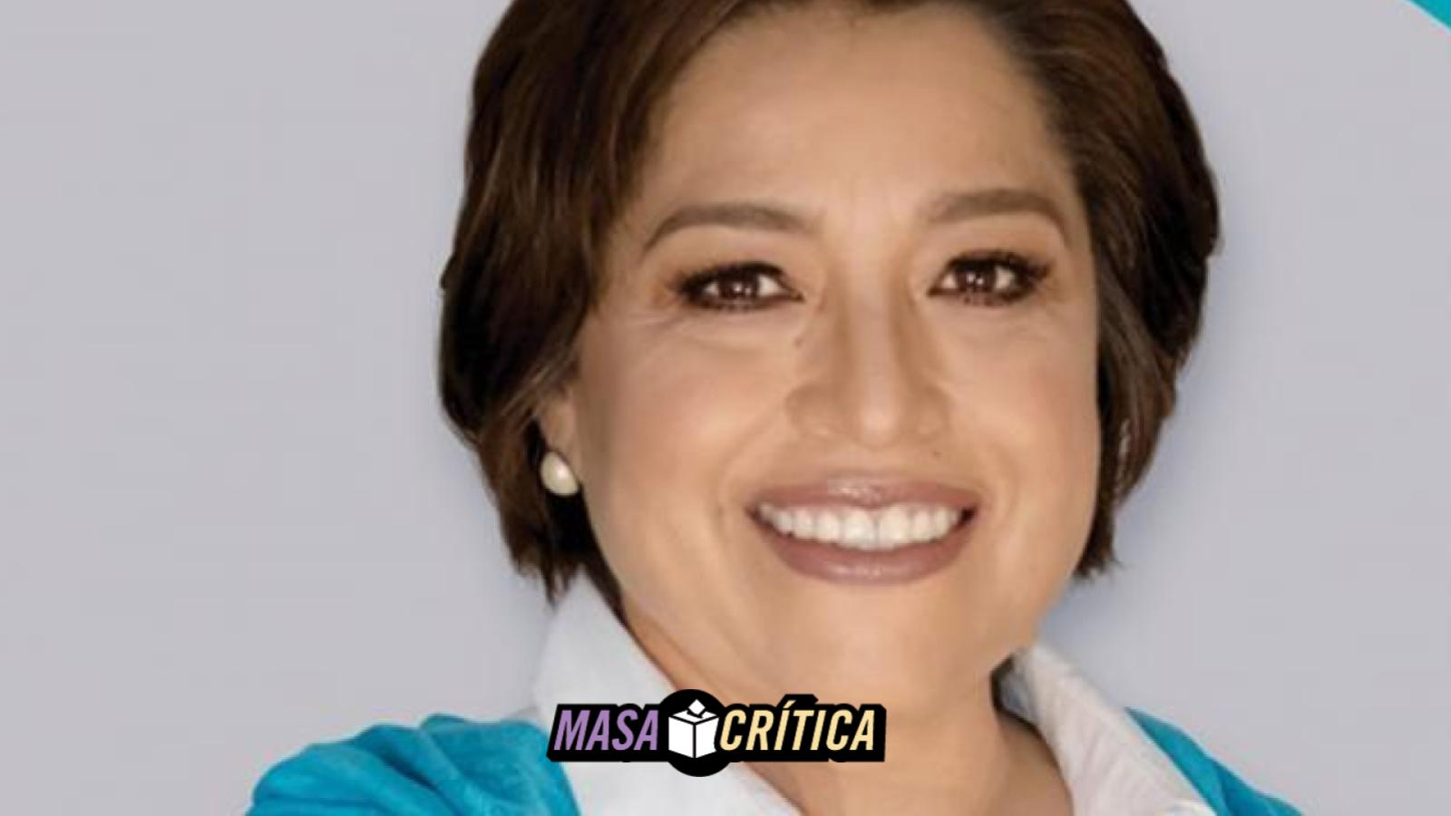 Candidata a Gobernadora de Guanajuato hace campaña... sin salir a calle