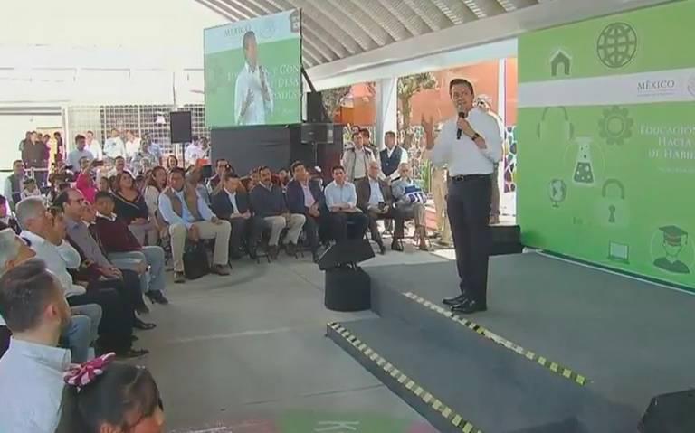Peña Nieto Reforma Educativa 12:50 12:30