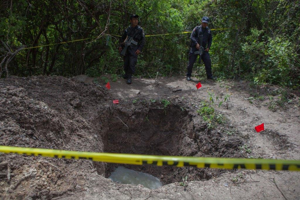 En México hay 35 mil muertos sin identificar