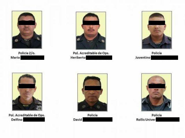 Sicarios graban a policías ejecutados; Guerrero va contra video