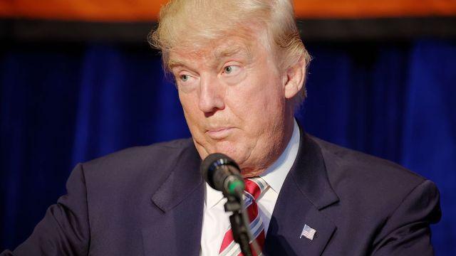 Revive PGR denuncia contra Trump por fraude en BC
