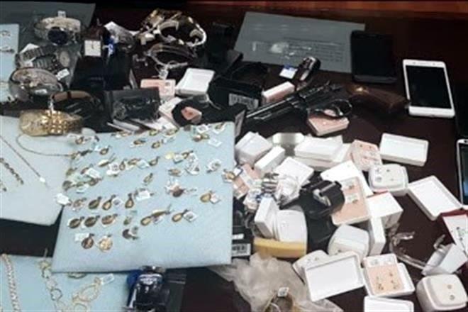 Roban joyas decomisadas de un Ministerio Público