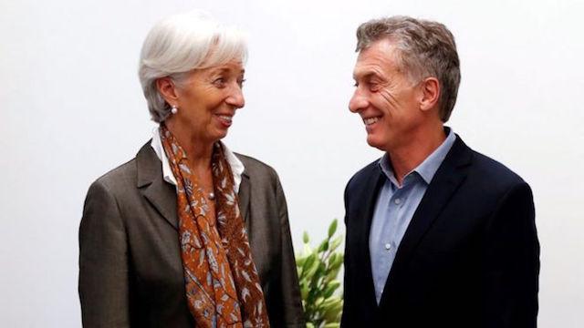 Argentina FMI