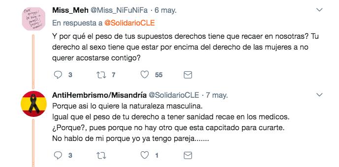 Machismo MAchistas Incel Celibes Involuntarios Feminismo