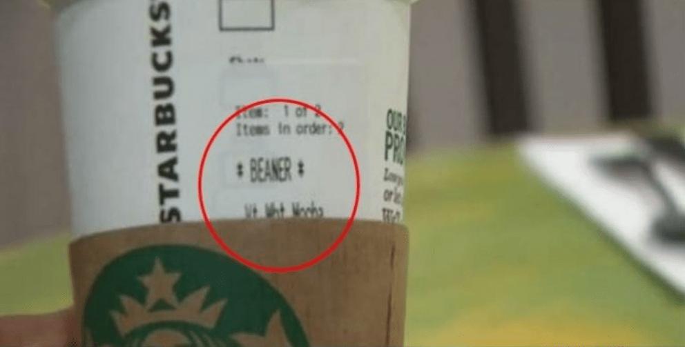 Más racismo en Starbucks: le escriben 'frijolero' a mexicano en su café