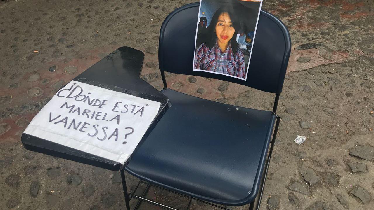 Dirección de FFyL por fin reconoce responsabilidad de buscar a Vanessa Díaz