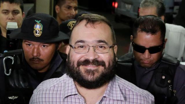 Duarte demanda a Yunes y a Anaya por daño moral