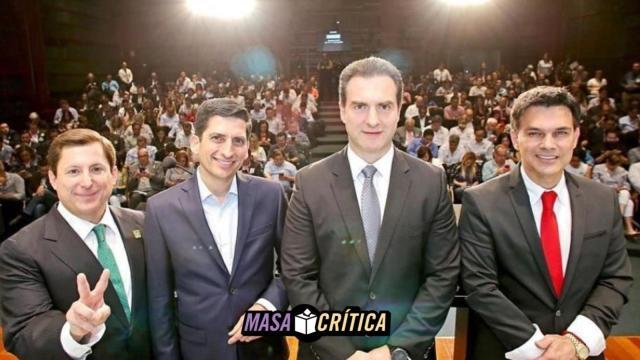 Lo que pasó en el debate por la alcaldía de Monterrey