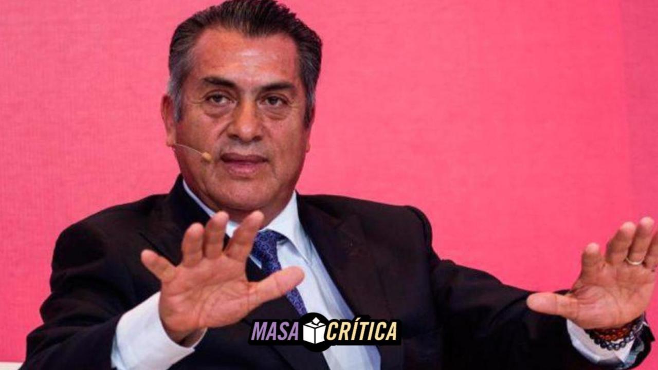 Excluyen a Jaime Rodríguez Calderón 'El Bronco' de acuerdo por la niñez