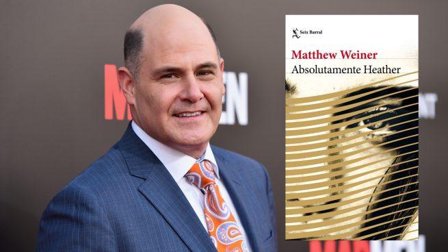 ABsolutamente Heather, primera novela de Weiner, escritor de Mad Men