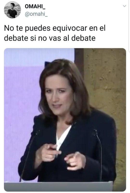 Segundo Debate Presidencial Memes AMLO Anaya Bronco