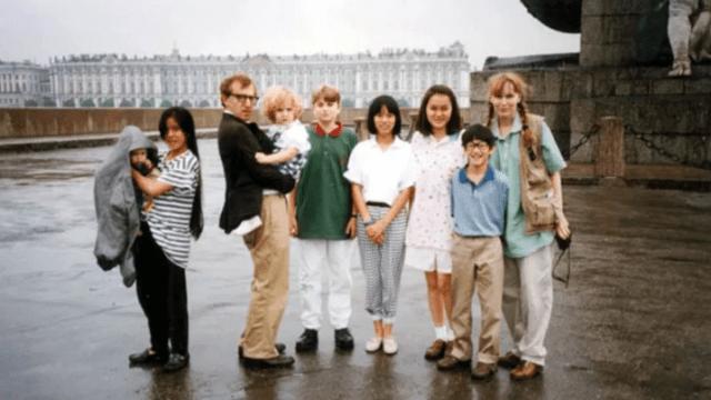 Woody Allen, Hija, Abuso, Carta