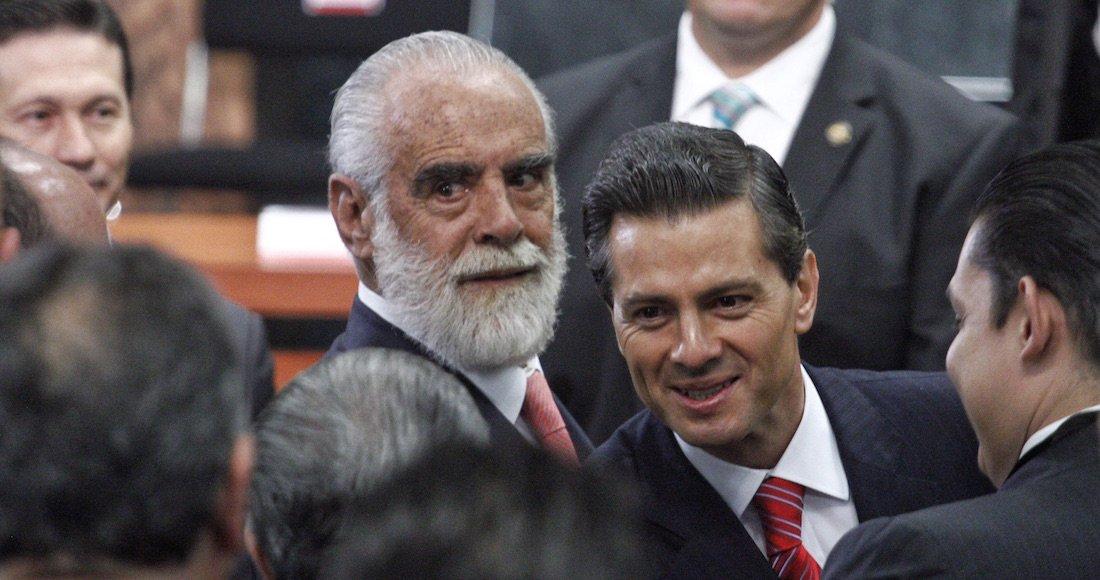 Fernández de Cevallos AMLO Orate #yotambiénsoyorate