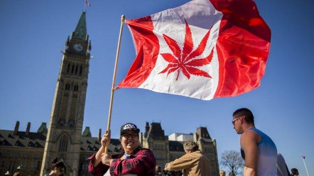 Canadá aprueba el consumo recreativo de marihuana
