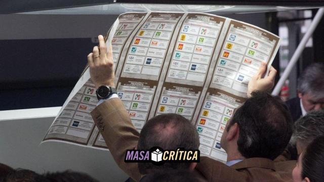 Roban 11 mil boletas en Tabasco