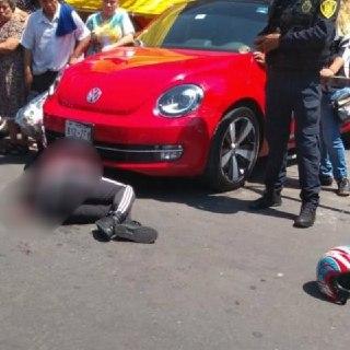 Fallecen 3 presuntos asaltantes en CDMX