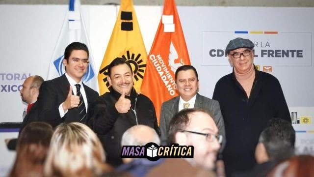 Por México al Frente negociará puestos de alcaldías