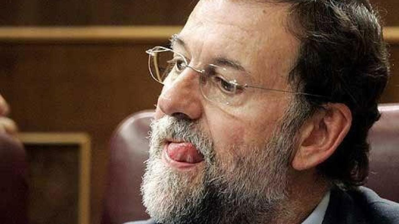 Por corrupción, tumban a Mariano Rajoy, presidente de España