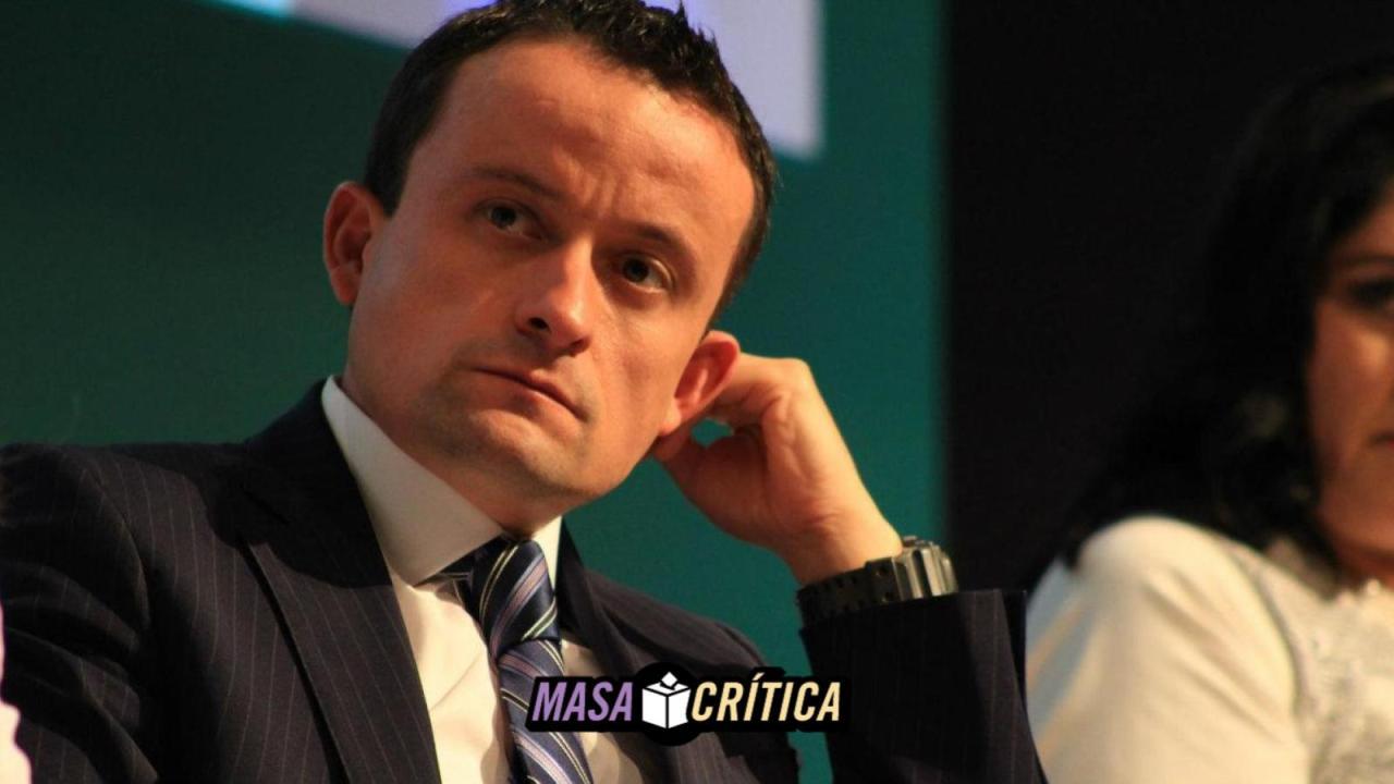 INE obliga a Mikel Arriola a retirar spot contra Sheinbaum