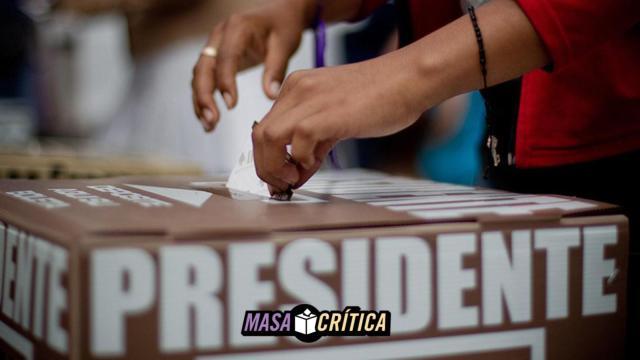 Hasta 30% de los votos se definen hasta estar en la casilla