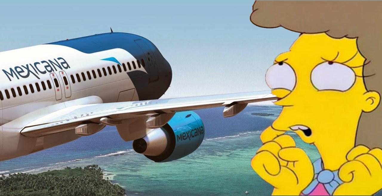 Hace años quebró Mexicana, ¿qué pasó con sus aviones?