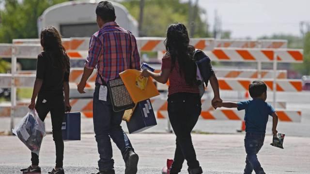 Pruebas ADN Trump Hijos Migrantes Padres