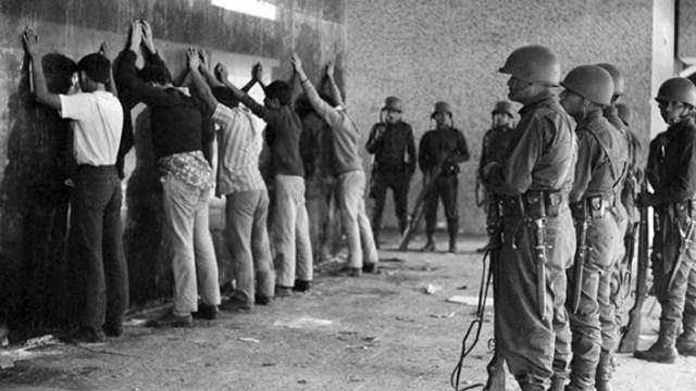 'A 50 del 68', sitio para revivir el Movimiento Estudiantil