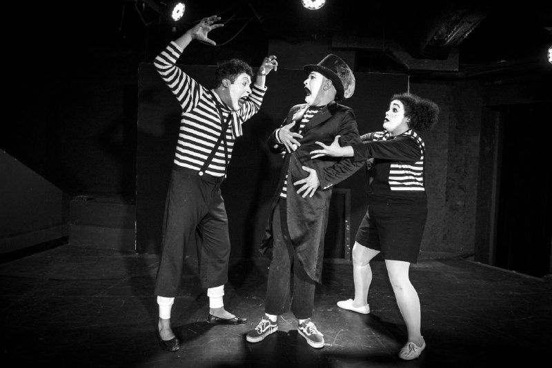 Marionnette Muette Obra Teatro Royal Pedregal