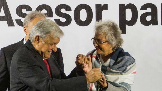 Olga Sánchez Cordero promoverá eutanasia en todo el país