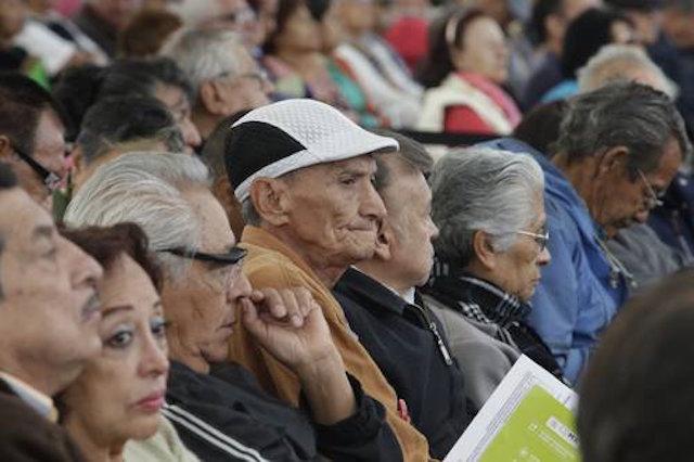 Adultos Mayores México