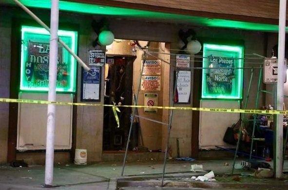 Ataque coordinado en Nuevo León deja 15 muertos