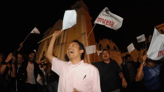Cuitláhuac García Yunes Veracruz Morena