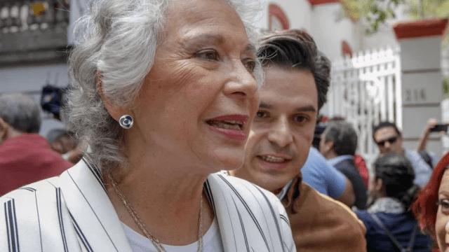 Olga Sánchez cordero AMLO Jueces Aborto Sueldos