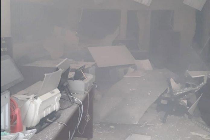 Explosión en penal de Cuautitlán Izcalli y fuga de 3 reos