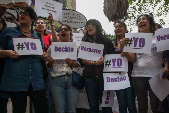 Juez obliga a Congreso de Veracruz a despenalizar aborto