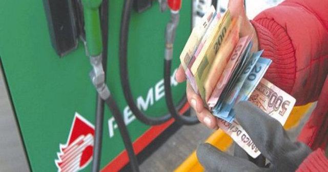 IEPS gasolina